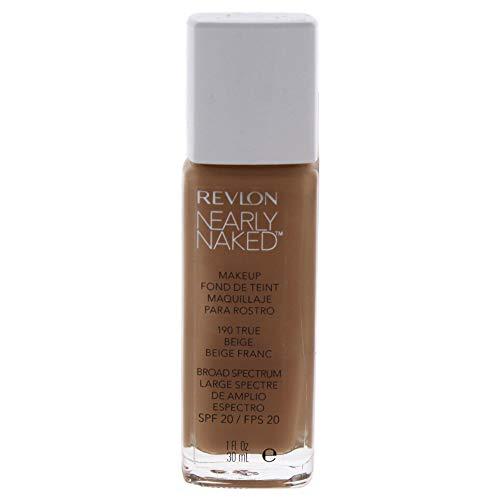 Revlon Nearly Naked Make-Up
