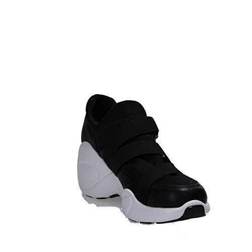 Fornarina PIFUP9555WVA0001 Sneakers Bassa Donna Nero