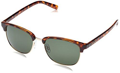 Polaroid Herren PLD 1012/S H8 PR6 Sonnenbrille, Light Gold Hvna/Green Pz, 54