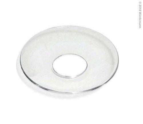 Wiedemann 20x Tropfenfänger Glas 24mm