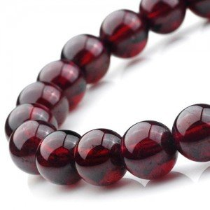 winter-sale-garnet-bead-bracelet-natural-gemstone-original-stone-beads-size-6-mmchakra-balancing-gem