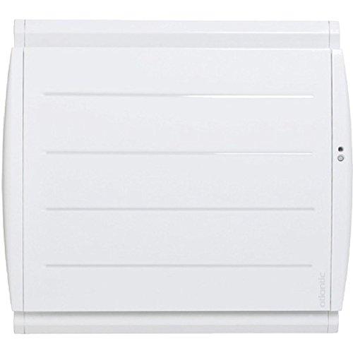 radiateur électrique connecté - atlantic maradja - 1000 watts - horizontal