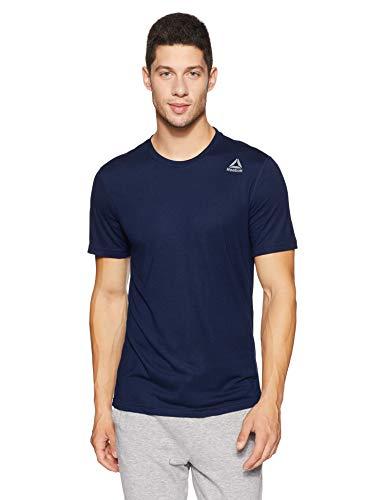 Reebok Herren WOR SUPREMIUM 2.0 Tee SL Shirt, Blau (Maruni), 2XL Preisvergleich