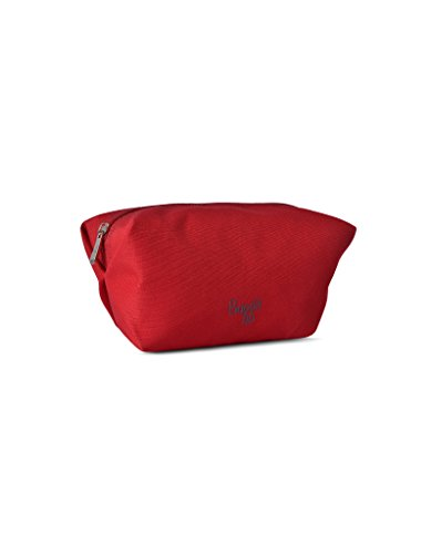 baggit Women's Cosemetic Bag (Dark Red)  available at amazon for Rs.400
