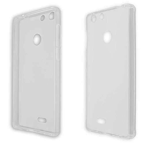 caseroxx TPU-Hülle für Archos 55 Diamond Selfie/Lite, Tasche (TPU-Hülle in transparent)