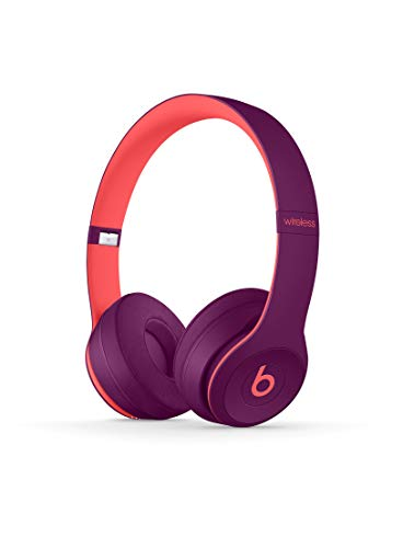 Beats Solo3 Wireless On-Ear Kopfhörer – Beats Pop Collection – Pop Magenta