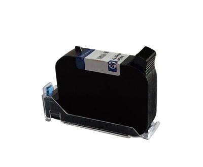 Inkjet Kopierer Tintenpatronen (PDA Smart Datum Programmierer Inkjet Drucker Tinte Codierung Maschine LED-Bildschirm + Kartusche (schwarz Tintenpatrone))
