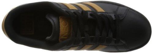 Adidas Derby II Q26244 Herren Sneaker / Freizeitschuhe Schwarz Schwarz