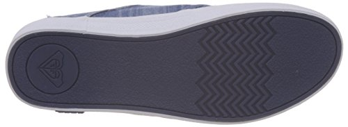 Roxy Damen Hermosa Lace Up Shoes Sneaker Blau (Light Blue LBL)