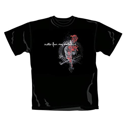 Bullet for My Valentine - Requiem Roses - Offiziell Jungen T-Shirt - Schwarz, 9-11 years (Jungen Shirts Valentine)