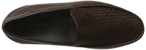 Sioux Men Edlar Mocassino Marrone (mocca)