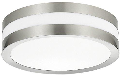Kristallen Plafonniere : Design deckenleuchte edelstahl rund ratgeber infos top produkte