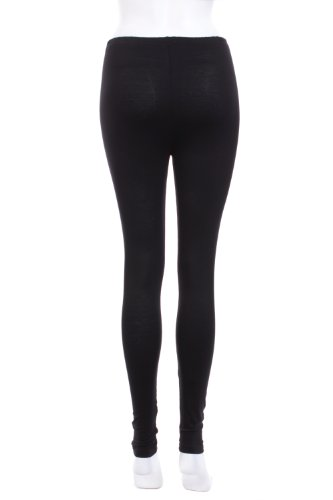 Legging long strech Rouge