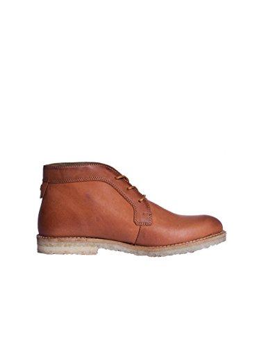 NOBRAND Damen Wings Ankle Boots cognac-braun cognac 37