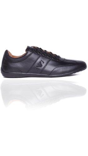 ARMANI , Chaussures de ville à lacets pour homme Noir noir Noir - noir