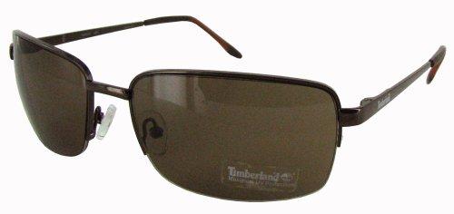 Timberland - Lunettes de soleil - Homme Bronze