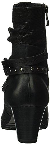 COMB ANT Classiques Tozzi BLACK Marco Premio Bottes 096 Noir 25421 Femme 1xwwnWzp