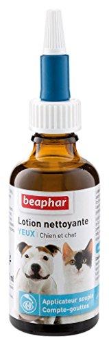 Beaphar–Lozione, cura Occhi–Cane e Gatto–50ml