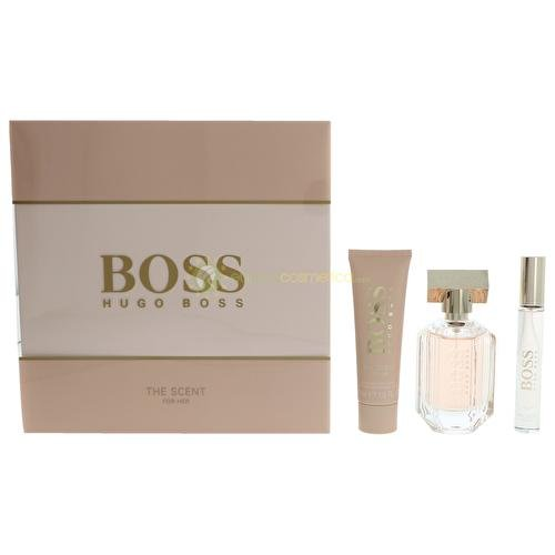 Hugo Boss The Scent For Her Set de...
