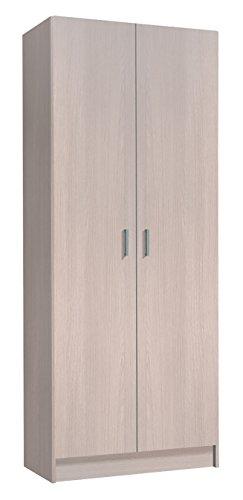 Habitdesign 007142R - Armario Dos Puertas escobero