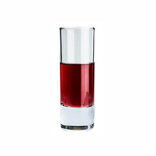 Arcoroc bicchierino da grappa Island 6cl, senza contrassegno di riempimento, 12 Bicchierini