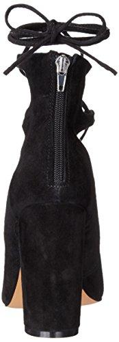 Pompe Steve Madden Voxx Dress Black Suede