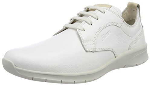 Sioux Heimito-700-XL, Herren Low-Top, Weiß (Weiss), 42 EU (8 UK)