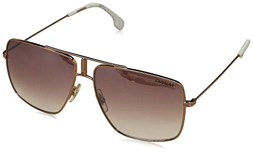 Carrera Gradient Square Unisex Sunglasses - (CARRERA 1006/S DDB 60NQ|60|Pink Color)
