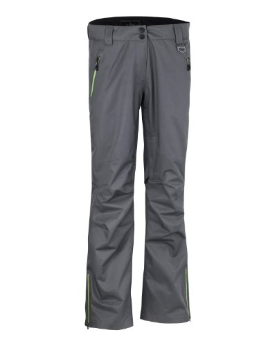 Jeff Green Damen Outdoorhose Fauske, Dark Shadow, 36 (Größe: S) -