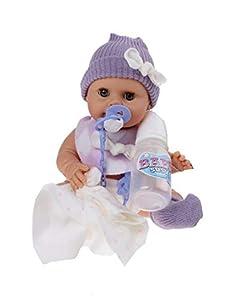 Berjuan- Muñeco bebé, Color Rosa (6000)