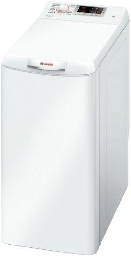 Bosch WOT24443 Waschmaschine Toplader Logixx 6 / A+ B / 197 kWh/Jahr / 1200 UpM / 6 kg / AquaStop / Mengenautomatik