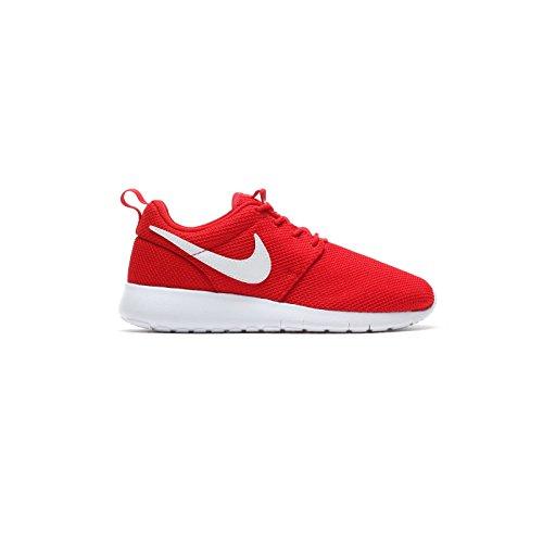 Nike Roshe One (Gs), Chaussures de Running Garçon Rojo (University Red / White)