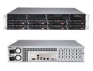 Supermicro SuperServer 6028R-TRT Intel® C612 LGA 2011 (Socket R) 2U Nero (B005MQ6YK2) | Amazon price tracker / tracking, Amazon price history charts, Amazon price watches, Amazon price drop alerts