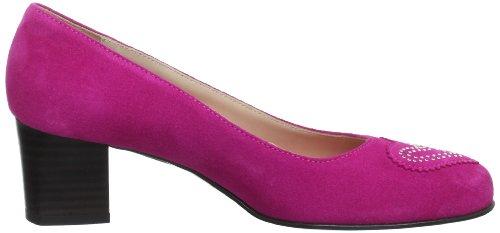 Diavolezza LEA Damen Pumps Pink (Fucsia)