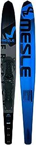 MESLE Monoski Freecarve 67 mit B6 Bindung, Slalom Ski bis 95 kg, Tunnel...