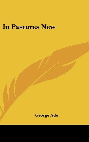 In Pastures New