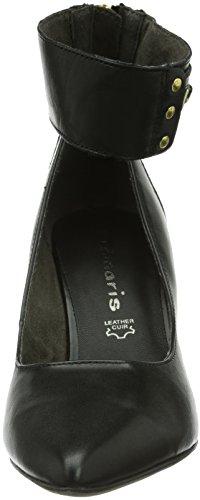 Tamaris 1-22406-33, Escarpins femme Multicolore - Mehrfarbig (Black 001)