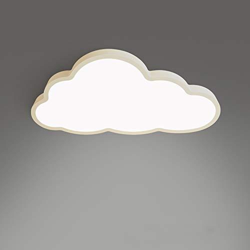 LED Wolken Deckenleuchte, Kinderzimmer Deckenleuchte Jungen und Mädchen Schlafzimmer Lampe Einfache...