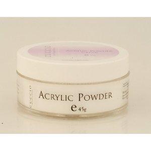 Cuccio Revolution Acryl Puder Klar (Art Paint Nail Acryl)