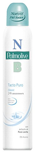 NB Palmolive–Deo Tacto Puro Spray 200ml–[6-Pack]