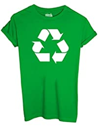 T-Shirt Recycle - Política By Mush Dress Your Style