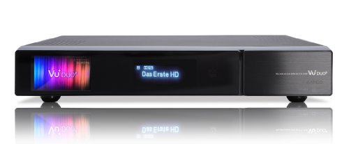 VU+ Duo² 2x DVB-S2 Tuner 500 GB HDD Twin Linux Receiver Full HD 1080p