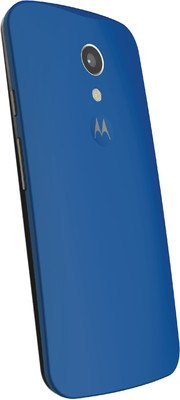 Prosper Back Replacement cover for Moto G2 (2nd gen) + Free Tempered glass