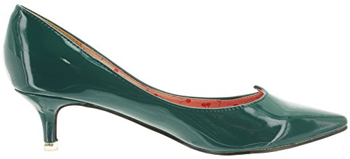 Banned, Scarpe col tacco donna Verde (Verde)