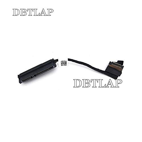 DBTLAP HDD Cable para DELL E5570 E5470 M3510 P3510 Hard Drive Cable  Connector DC02C00B400 04G9GN 4G9GN ADM80 HDD Cable