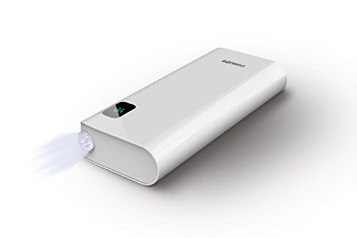Philips DLP10016/97 10000mAH Lithium Ion Power Bank (White)