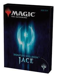 Magic the Gathering Spellbook - Jace