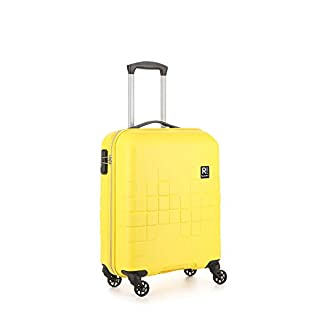 Revelation Kyoto Equipaje de Mano 55 Centimeters 37 Amarillo (Yellow)