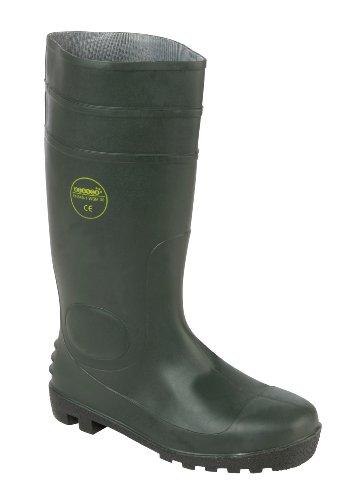 Paroh  Beaver Wsm30 S5 Safety Wellington,  Herren Herren Arbeits- und Sicherheitsschuhe Grün