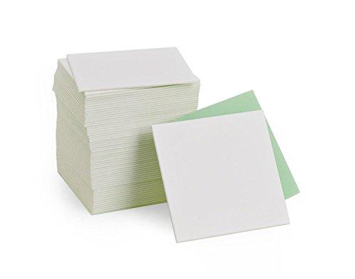 Blanko Legekarten, 6x6 cm, 60 Stück PREISHIT [Spielzeug]